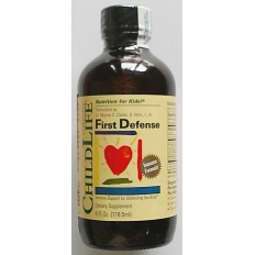 ChildLife First Defense - Chai (118.5ml)