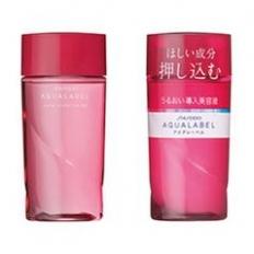 Sữa dưỡng ẩm Shiseido Aqualabel moisture emulsion màu đỏ