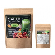 Bột sinh tố rau củ quả giảm cân Vege Fru Smoothie Diet