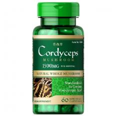 Đông Trùng Hạ Thảo Cordyceps 750 mg